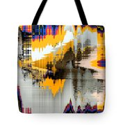 Scenes At The Lake Tote Bag