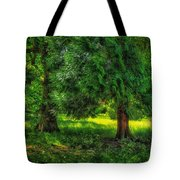 Scenes From An English Garden Tote Bag