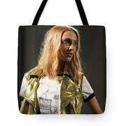 Scenes From The Catwalk Of London Fashion Week 2015  Tote Bag
