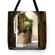 Scenic Archway Tote Bag