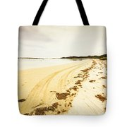 Scenic Coastal Calm Tote Bag