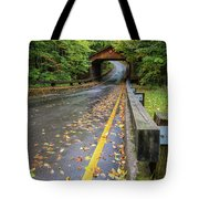 Scenic Drive 1 Tote Bag