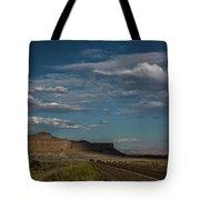 Scenic Highways Of Arizona Tote Bag