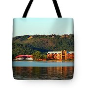 Scenic Lake Guntersville Tote Bag