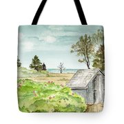Scenic Maine   Tote Bag