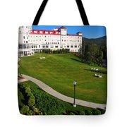 Scenic New England Tote Bag