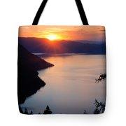 Scenic Pend Oreille Tote Bag