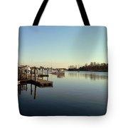 Scenic River 01 Tote Bag