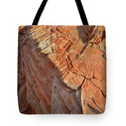 Scenic Sandstone In Valley Of Fire Tote Bag
