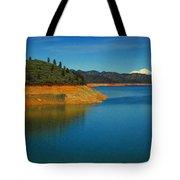 Scenic Shasta Lake Tote Bag