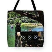 Scenic Tam Coc Boat Tour Tote Bag
