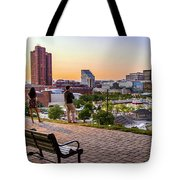 Scenic View From Federal Hill Tote Bag