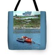 Scenic Village Tote Bag
