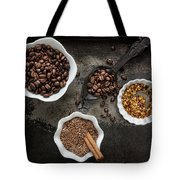 Scent Of A Kitchen Tote Bag