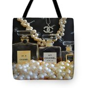 Scent Of A Woman Tote Bag