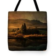 Scent Of Pines Tote Bag