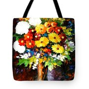 Scent Of The Night Tote Bag