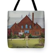 Schaeffer Center  Ally View Frederick Md Tote Bag