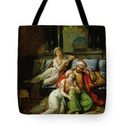 Scheherazade Tote Bag by Paul Emile Detouche