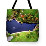 Schenk Lake Tote Bag