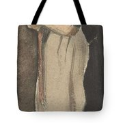 Scheveningen Woman The Hague, November - December 1881 Vincent Van Gogh 1853  189 Tote Bag