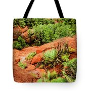Schnebly Hill 07-057 Tote Bag