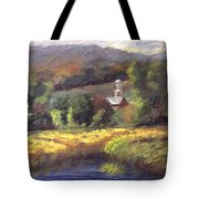 Schoharie Valley Tote Bag