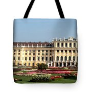 Schonbrunn Palace And Gardens Tote Bag