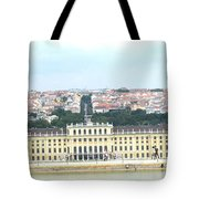 Schonbruun Castle Tote Bag