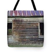 Schoohouse Wall Of Old Tote Bag
