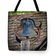 School Bell Tote Bag