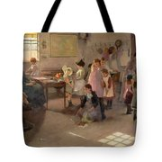 School Is Out Tote Bag