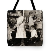 School Store, 1917 Tote Bag