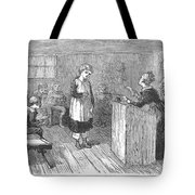 Schoolhouse, 1877 Tote Bag