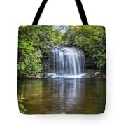 Schoolhouse Falls Tote Bag