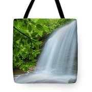 Schoolhouse Falls In Panthertown Valley North Carolina Tote Bag