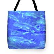 Schooling Fish #2 Tote Bag
