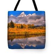 Schwabacher Fall Brilliance Tote Bag
