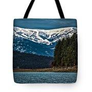 Schweitzer Mountain Resort Tote Bag