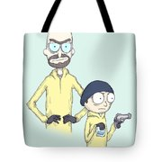 Schwifting Bad  Tote Bag