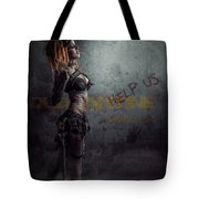 sci-fi Beauty 1 Tote Bag
