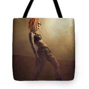 Sci-fi Beauty 2 Tote Bag