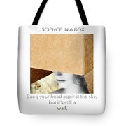 Science In A Box  Tote Bag