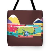 Scifikids Augmented Reality India Innovare Tote Bag
