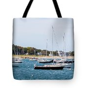 Scituate Harbor Tote Bag
