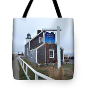 Scituate Lighthouse 1 Tote Bag