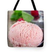Scoop Of Icecream Tote Bag
