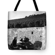 Scooter In Wurzburg Tote Bag