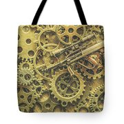 Scope Of Special Forces Tote Bag