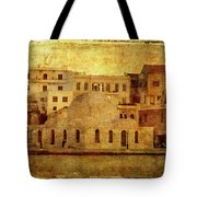 Scorched Earth Tote Bag
